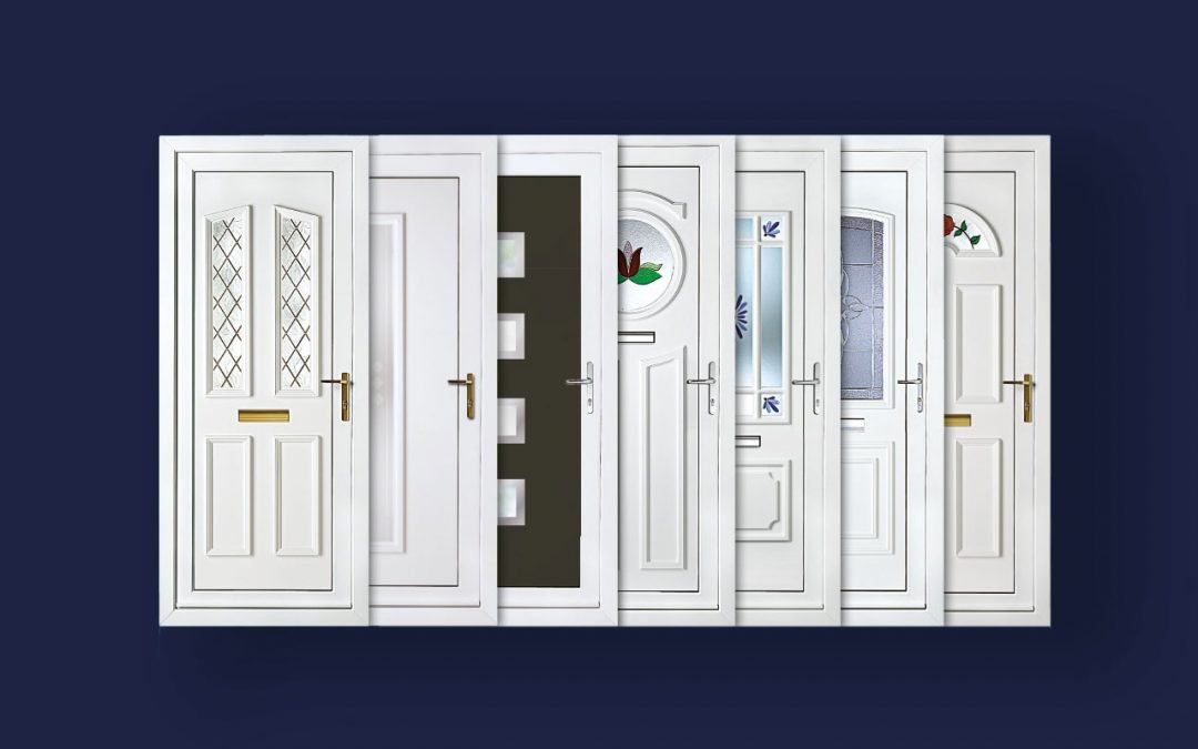What are the benefits of UPVC doors?